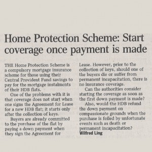 home protection scheme