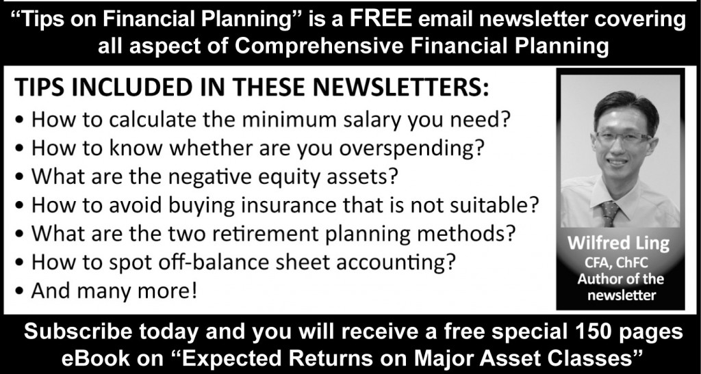 Subscribe to Tips on Financial Plannning