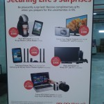 Prudential selling Samsung Galaxy Tab 2