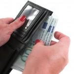 out of pocket cash