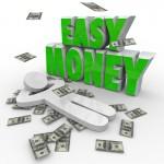 easy money no advice