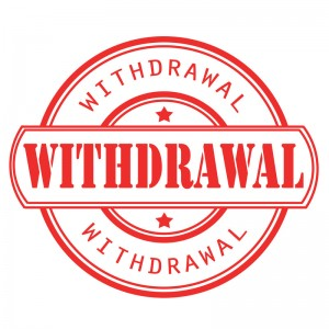withdrawal of tm legacy lifetime