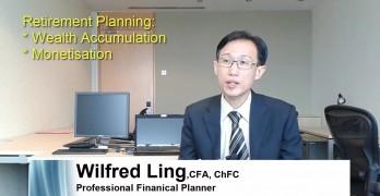 retirement planning wealth accumulation monterisation