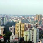 Singapore property cost 5 times of median household income. How to cope?