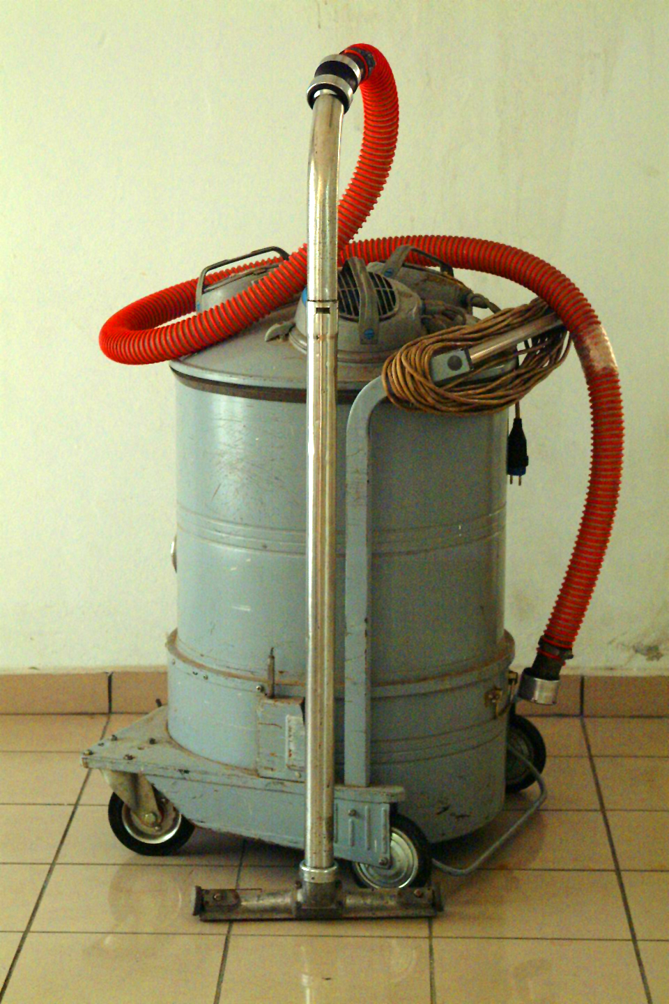 Vacuum Cleaners and Financial Services
